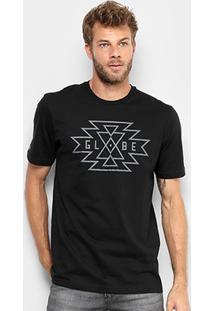 Camiseta Globe Basica Star Masculina - Masculino