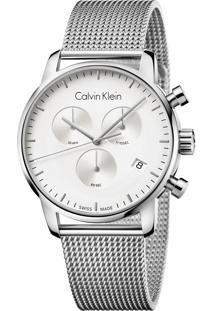 Relógio Calvin Klein K2G27126 Prata
