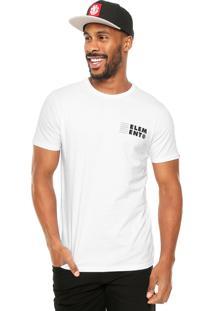 Camiseta Element Graph Branca