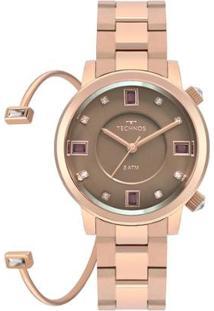 Relógio Technos Crystal Feminino - Feminino