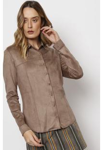 1cd1fce22 Camisa Poliester Rustica feminina | Shoelover