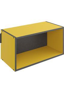 Nicho 59,5 Cm 1003 Mov Amarelo - Bentec