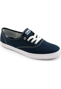 Tenis Keds Champion Woman Canvas 100142