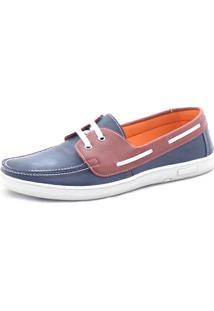 Sapato Lushe Docksider - Masculino
