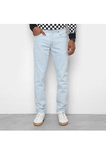 Calça Jeans Skinny Cavalera Tulio Masculina - Masculino-Jeans