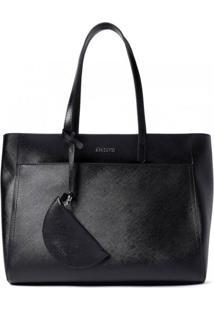 Bolsa Shopping Com Bolso + Porta-Moedas Anacapri C500160211