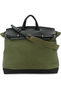 Cabas Bolsa Tiracolo 'Tripper' - Verde