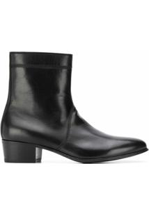 Carvil Ankle Boot - Preto