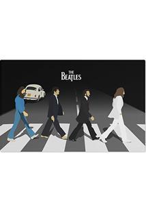 Jogo Americano (Kit 4 Unidades) Beatles