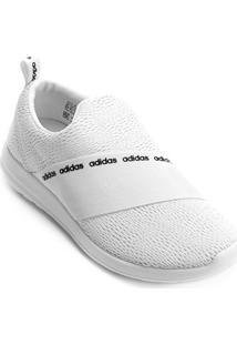 Tênis Adidas Cf Refine Adapt W Feminino - Feminino-Branco
