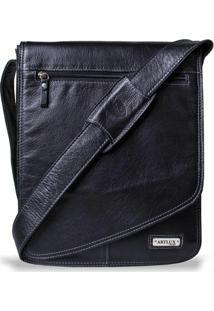 Pasta Artlux Porta Tablet - Masculino-Preto