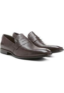 Sapato Social Couro Shoestock Gravata - Masculino