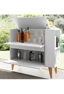 Bar Drink 3 Portas Basculantes Branco Tx - Bentec