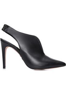 Sapato Feminino Nikki - Preto
