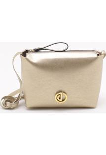 Bolsa Shoulder Bag Ouro Light - P