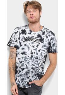 Camiseta Long Island Tie Dye Masculina - Masculino