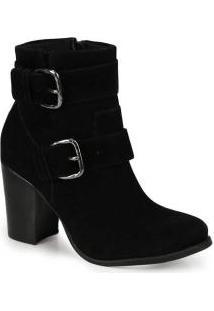Ankle Boots Lara Preto