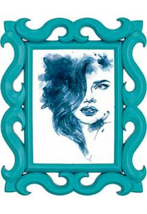 Porta Retrato Mart Azul