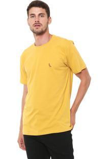 Camiseta Reserva Insta Areia Amarela