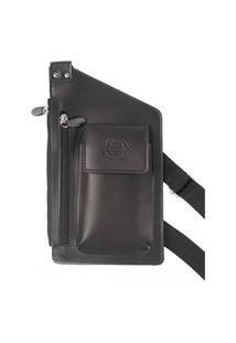 Bolsa Shoulder Bag Masculina Artlux Preto