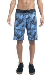 Bermuda Element Boardshort Leafage - Masculino