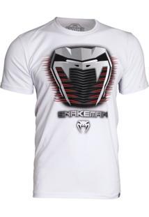 Camiseta Venum Snakeman Branca