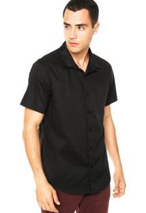 Camisa Element Bohms Preta