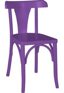 Cadeira Felice 78,5 Cm 415 Roxo - Maxima