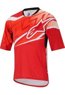 Camisa Alpinestars Sight Vermelho