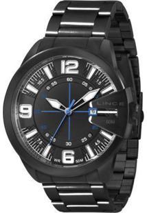Relógio Lince Preto Mrn4268S P2Px