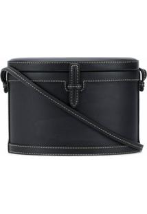 Hunting Season Bolsa Transversal The Round Trunk - Preto
