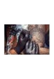 Painel Adesivo De Parede - Tatuagem - 1194Png