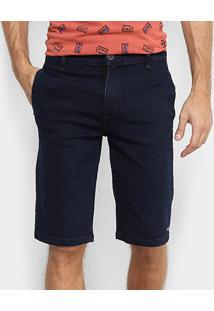 Bermuda Hang Loose Social Hl3022 Masculina - Masculino-Jeans