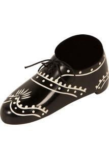 Porta-Agulhas Sapato Decorativo