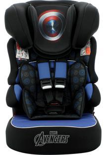Cadeira Para Auto 9 A 36 Kg Marvel Beline Luxe Capitão América Avengers