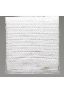 Cobertor Térmico Texnew Requinte Branco