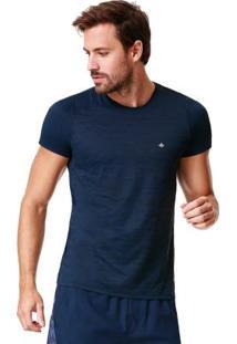 Camiseta Azul Malwee Liberta