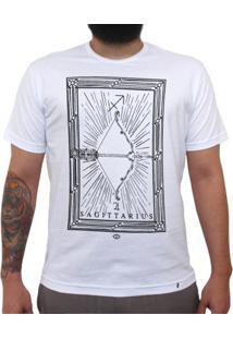 Sagitarius - Camiseta Clássica Masculina