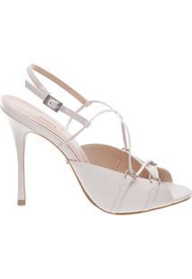 Sandália Thin Stiletto Pearl | Schutz
