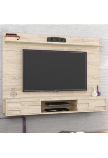 Painel Para Tv Cecília Até 60 Polegadas 266022 Rústico - Madetec
