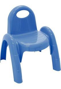Poltrona Tramontina Popi Azul