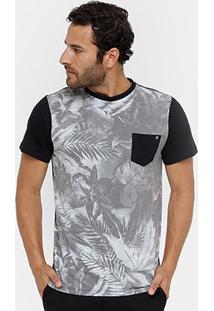 Camiseta Billabong Black Masculina - Masculino