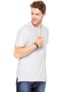Camiseta Reserva Long Leve Branca