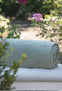 Cobertor Microfibra Verde - Scavone