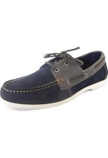 Sapato Ame + Um Dockside Marinho