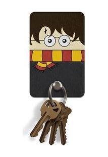 Porta Chaves Ecologico Bruxinho Harry Potter