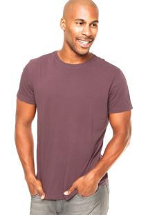 Camiseta Richards Brand Roxa