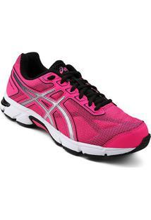 Tênis Asics Gel Impression 9 Feminino - Feminino-Pink+Preto