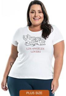 Blusa Los Angeles Branco