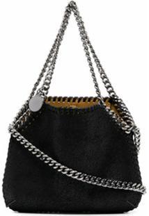 Stella Mccartney Mini Falabella Shoulder Bag - Preto